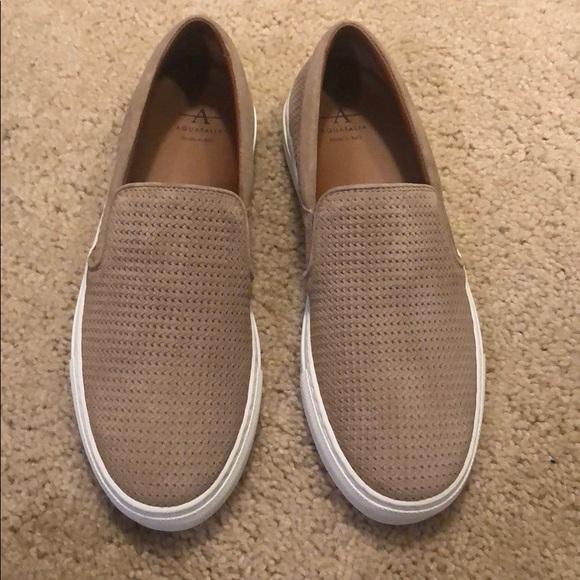 b85c7104472 Aquatalia Alisha Mini Embossed Slip On Sneaker
